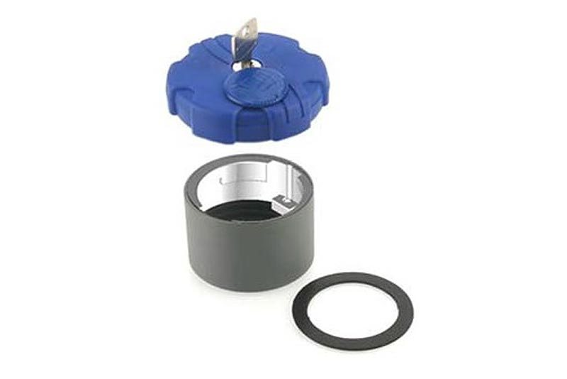 SCANIA capless fuel cap
